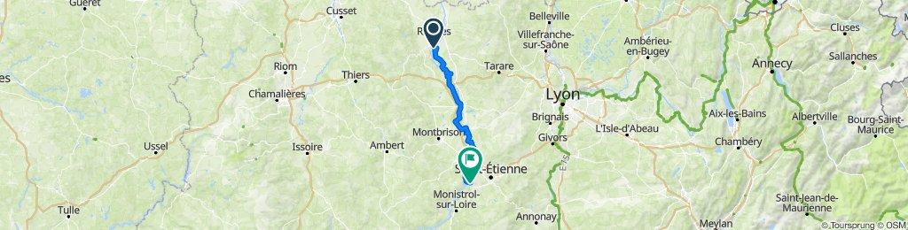 bron Loire dag 3 Unieux 99,8