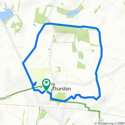 27 Partridge Close, Bury St Edmunds to 27 Partridge Close, Bury St Edmunds