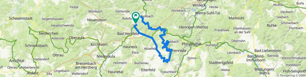 Drei-Berge-Tour: Soisberg-Landecker-Dreienberg