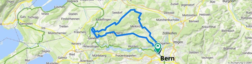 Bern/Innerberg/Oltigen/Frieswil/Frienisberg/Schüpfen/Grächwil/Bern