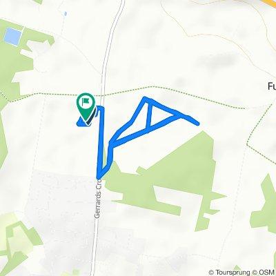 Larchmoor Park, Slough to 30 Gerrards Cross Road, Slough