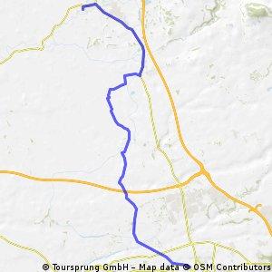 Alternative route home