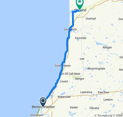 Grand Haven mini tour - 3