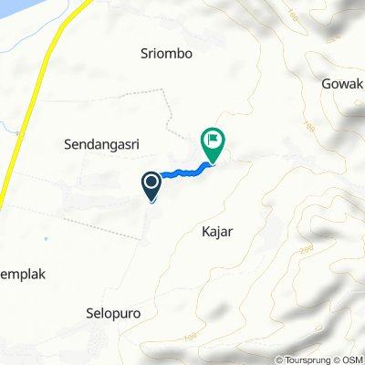 Unnamed Road, Kecamatan Lasem to Unnamed Road, Kecamatan Lasem