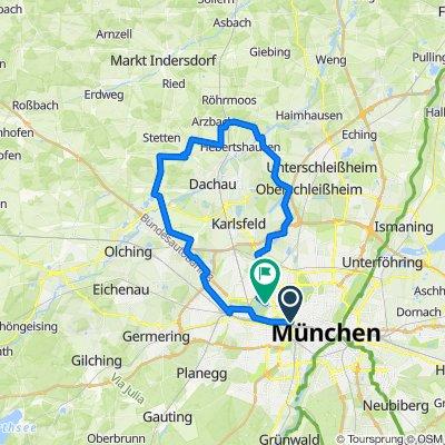 Bergkirchen - Badersfeld