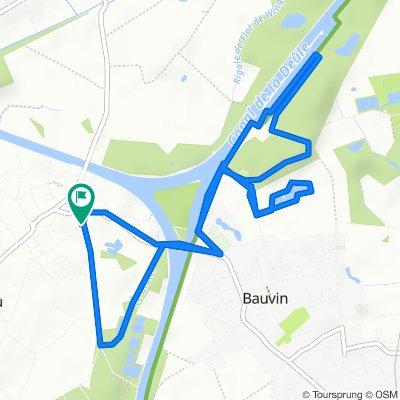 Itinéraire modéré en Billy-Berclau