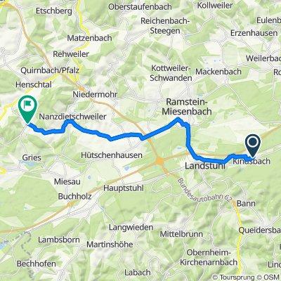 Kindsbach-Börsborn