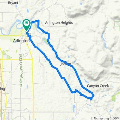 Arlington Jordan 25M Loop