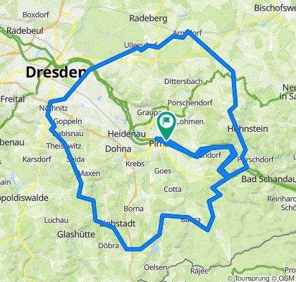 Corona Tour Pirna 15km