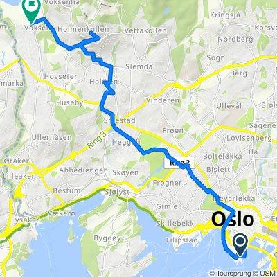NO 02 04 Oslo Fährterminal-Bogstad Camping