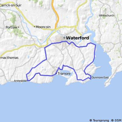 3 Hour Coastal Loop
