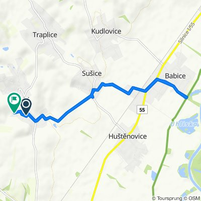 Slow ride in Jalubí
