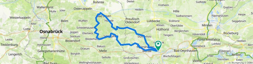 RTF Kirchlengern 112 km Neu CLONED FROM ROUTE 540011