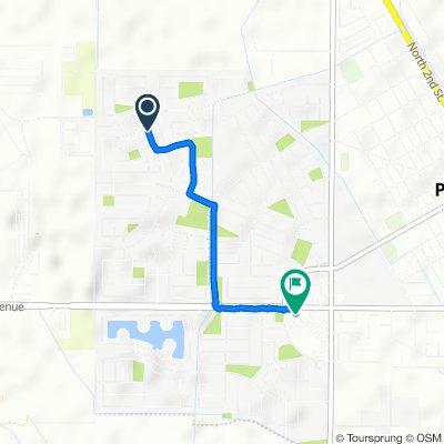 Squash Creek Lane 548, Patterson to Sperry Avenue 1080, Patterson
