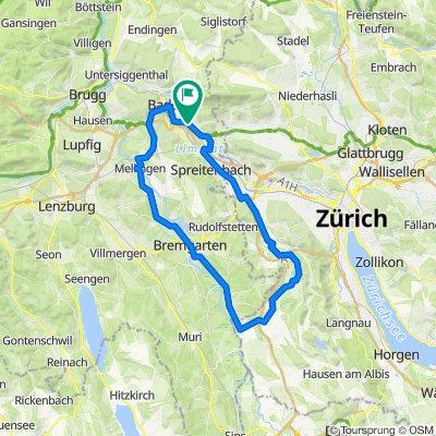 Reuss & Limmattal Route