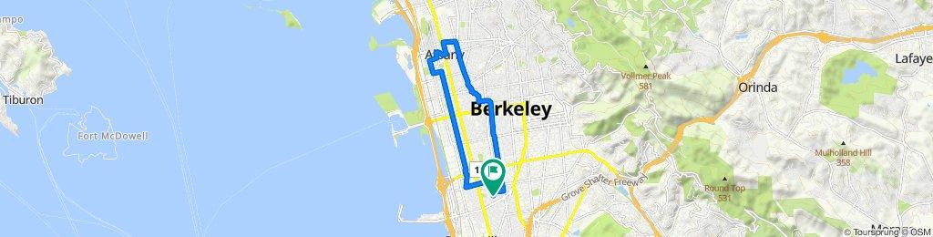 Berkeley Albany Loop