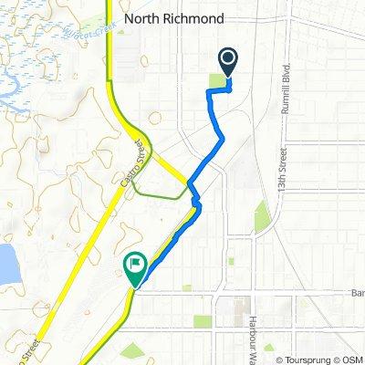 Easy ride in Richmond