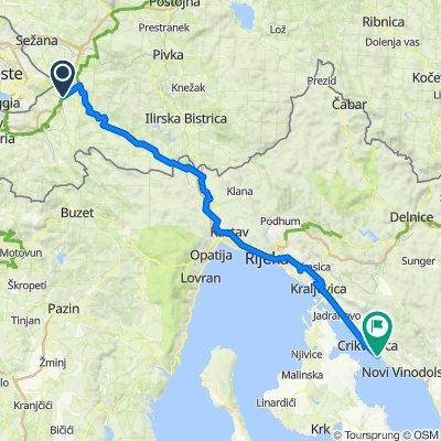 Dalmatia Tour 1