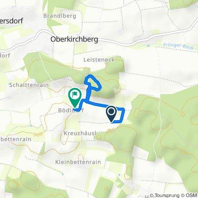 Unnamed Road, Kröning nach Bödldorf 5, Kröning