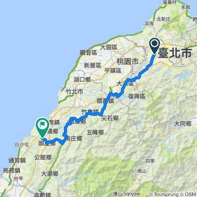 台3線-台北-苗栗