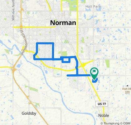 Norman 16mi