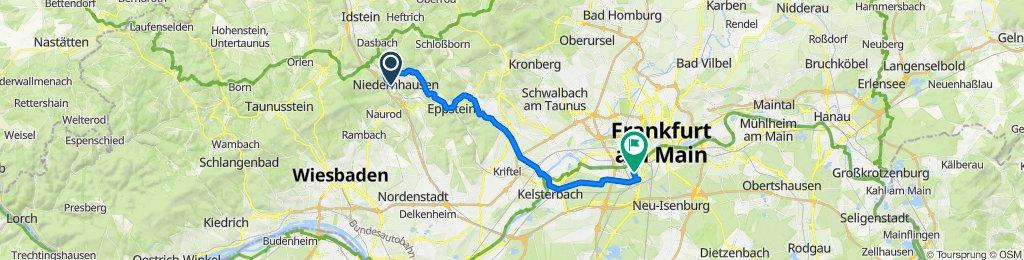 Niedernhausen-Niederrad