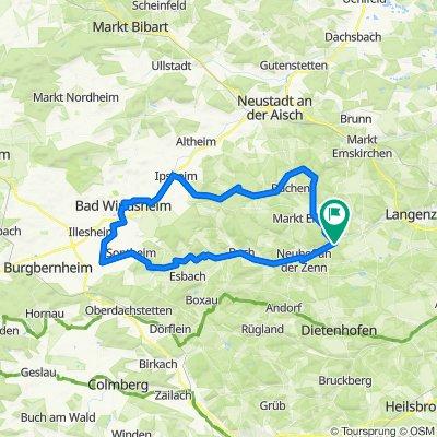 Adelsdorf-Ipsheim-BadWindsheim