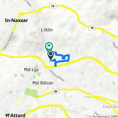 Steady ride in Lija