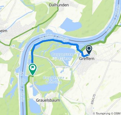 Schifferweg 4, Rheinmünster nach K3744, Lichtenau
