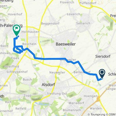 kislemez baesweiler