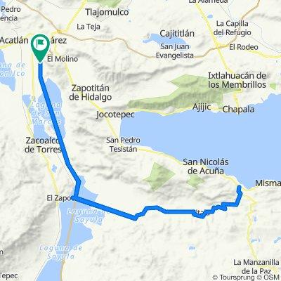 Vuelta a Tuxcueca