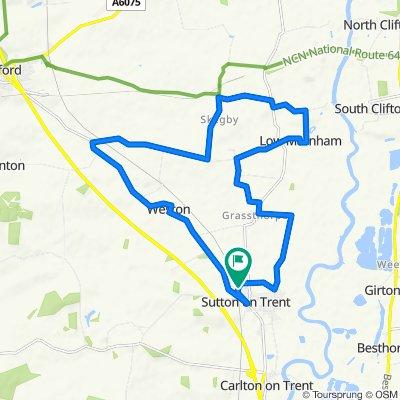 Weston, skegby, marnham, Normanton, grassthorpe