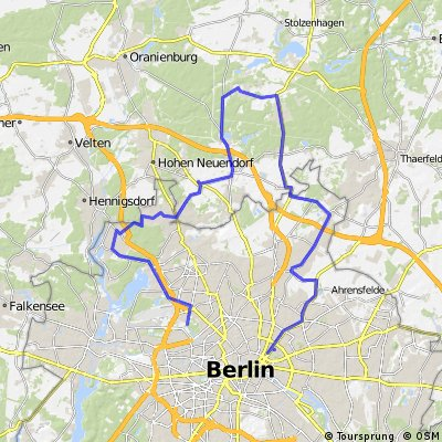 P'Berg - Brandenburg - Plötzensee