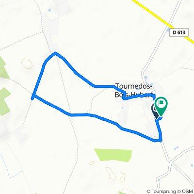 Itinéraire reposant en Tournedos-Bois-Hubert