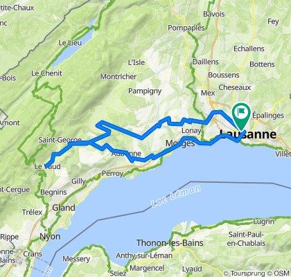 Lausanne-Le Vaud