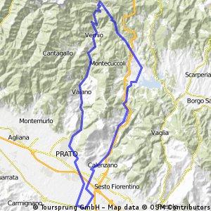 Giro del Montepiano