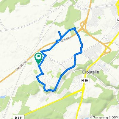 Itinéraire reposant en Fontaine-le-Comte