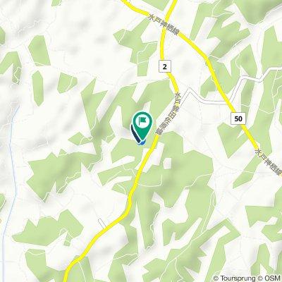 Route to 3378-6, Namegata