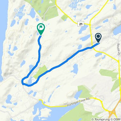 Gosse's & Roger's Crescent 49, Torbay to Bauline Line Extension 579, Portugal Cove-St. Philip's
