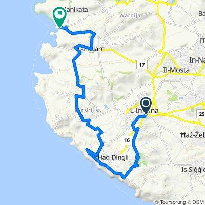West Coast Tour