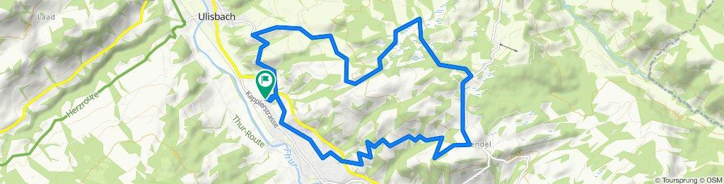 Schmidberg - Salomonstempel - Bendel