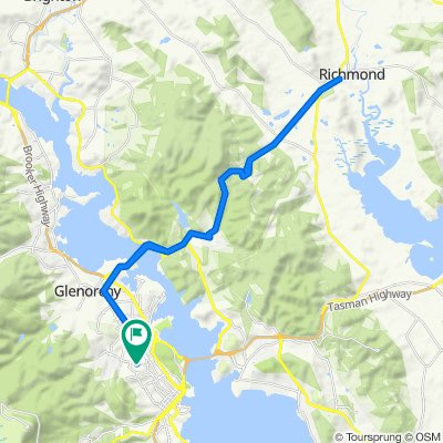 2A Alt-Na-Craig Avenue, Mount Stuart to 2A Alt-Na-Craig Avenue, Mount Stuart
