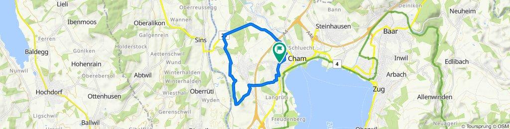 Klostermatt Rundfahrt 13 km