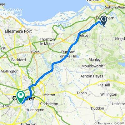 Bracken Way 2 to A483