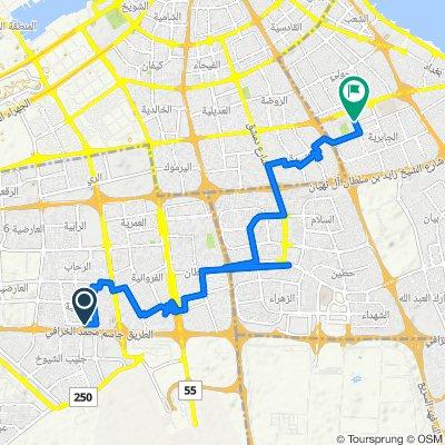 202 Street 13 to 104 Street, Kuwait City