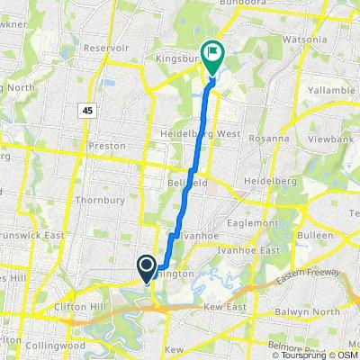 3 Tower Avenue, Alphington to 8A The Agora, Bundoora