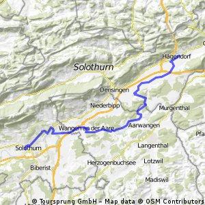 Hägendorf-Solothurn