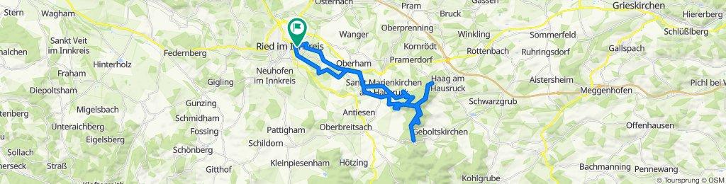 Ried im Innkreis - Marienweg / Luisenhöhe