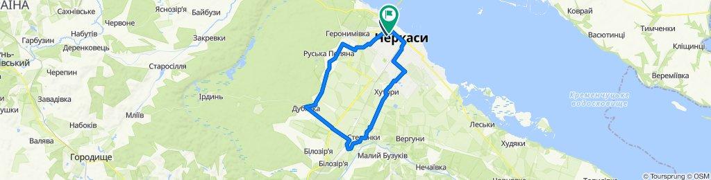 50 км весны