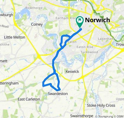 Norwich Cycling